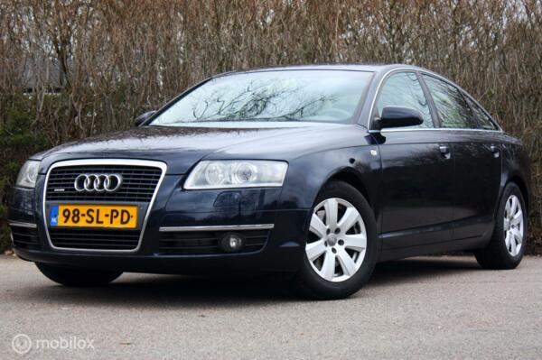 Euro 4 youngtimer Audi A6 2.7 V6 TDI quattro Tiptronic 180pk
