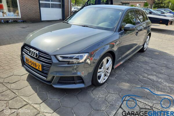 Audi A3 Sportback 1.0 TFSI Sport S Line Edition