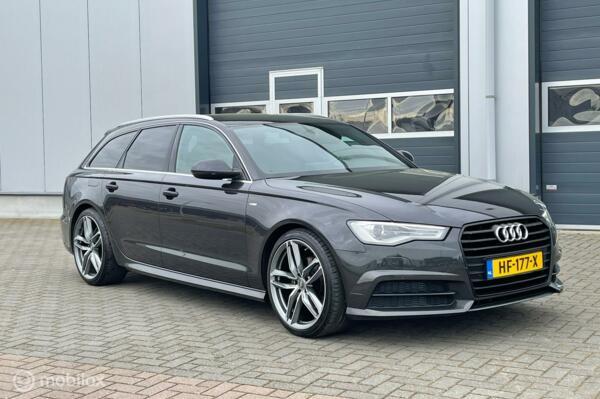 Audi A6 Avant 2.0 TDI Ultra S-line / NAV/ PDC/ ZEER NETJES!!
