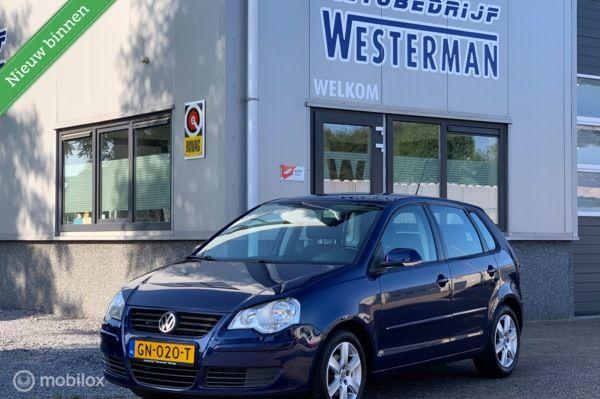 Volkswagen Polo 1.2-12V Sportline 5Drs Clima Cv El.ram/Spiegels Lmv etc.