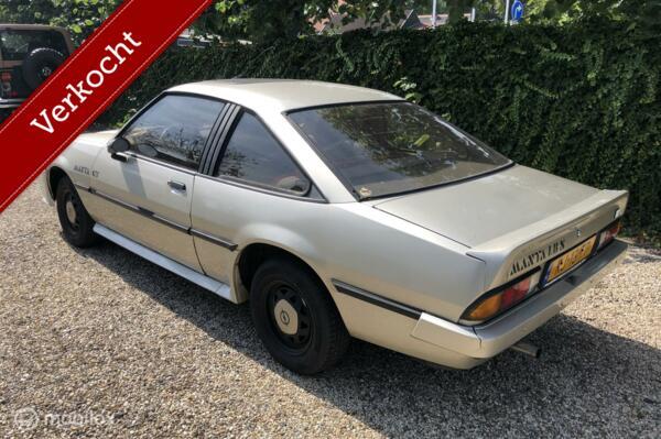 Opel Manta 1.8 GT S