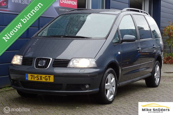 Seat Alhambra 2.0 Dynamic Style 6/7 persoons