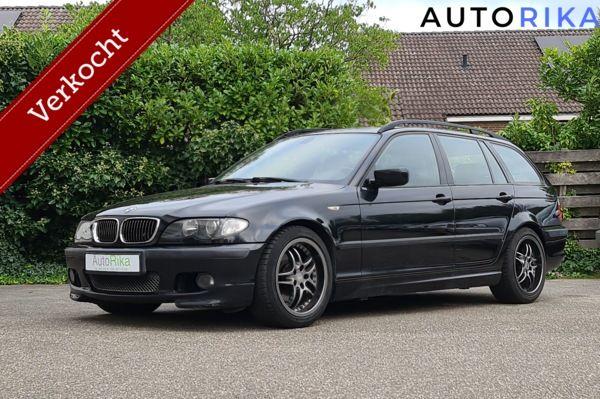 BMW 3-serie 320iA   e46   M-pakket 2   Xenon   Youngtimer  