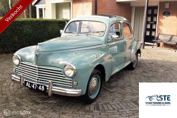 Peugeot 203 Coupe 1953