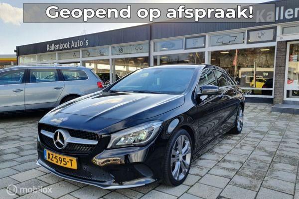 Mercedes CLA Shooting Brake 180 Lease Edition Plus, NAP!