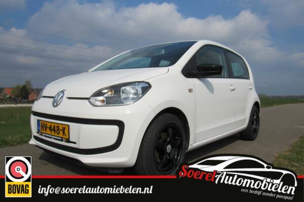 Volkswagen Up! 1.0 move up! BlueMotion airco, navi, elektr ramen