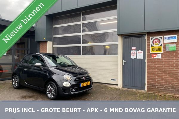 Fiat 500 0.9 TwinAir Turbo Sport *ALL-IN PRIJS*