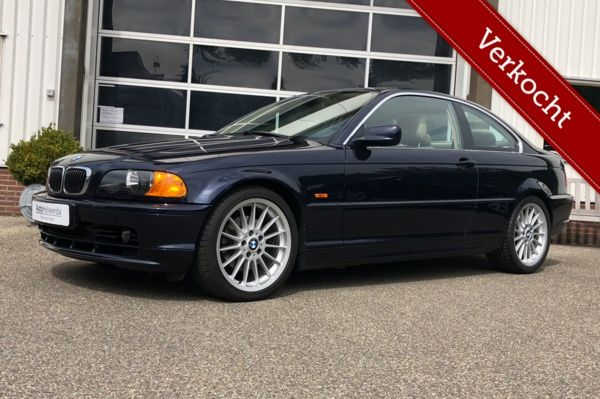 BMW 3-serie| 328Ci | Xenon | 120 dkm | Automaat| Youngtimer