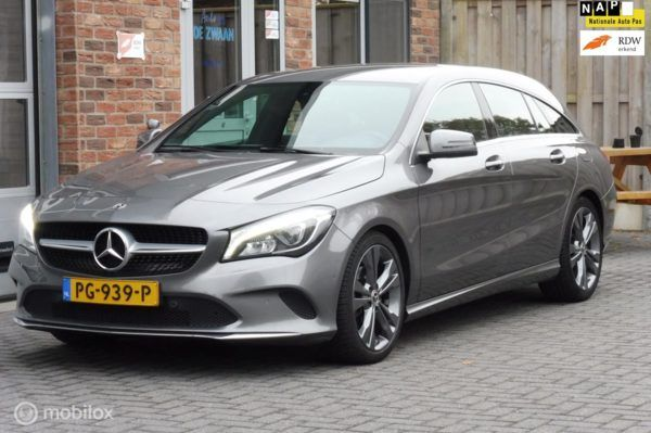 Mercedes-Benz CLA-klasse Shooting Brake - 180 Business Solution AUTOMAAT