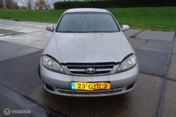 Daewoo Lacetti 1.6-16V Style 2005 - 2009