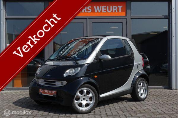 Smart CABRIO BRABUS LOOK * 116357 KM * NIEUWE APK !!