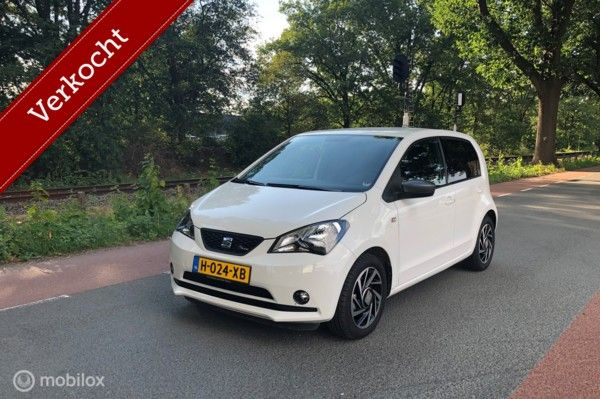 Seat Mii 1.0 Connect FR Line 5DRS Airco/Bluetooth/Stoelverwarming VERKOCHT