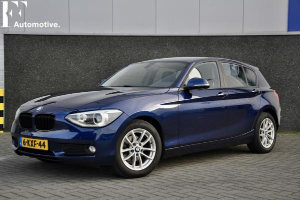 BMW 1-serie 116i |Leder|Automaat|Bi-Xenon|Apple Carplay