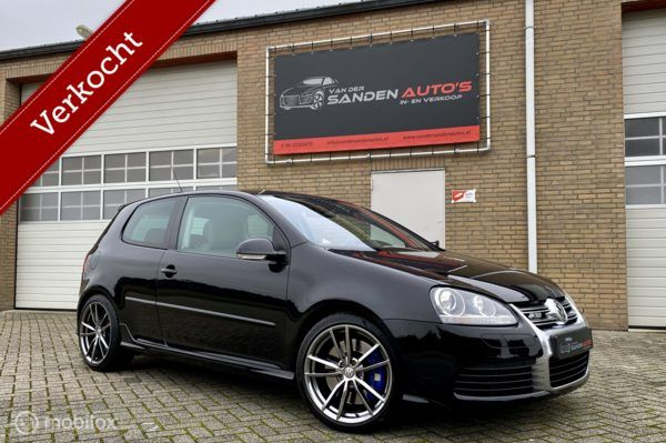 Volkswagen Golf 5 R32 3.2 V6 250pk 4Motion. 10-2017