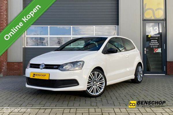 Volkswagen Polo 1.4 TSI BlueGT 140PK Cruise Climate LED