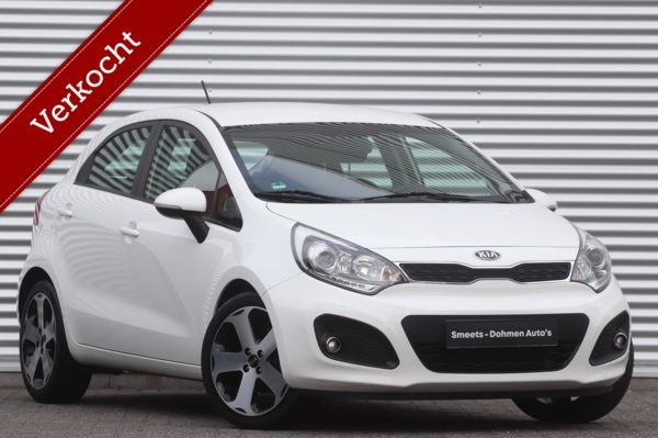 Kia Rio 1.2 Super Pack 5D | Climate | 39dkm! | ALL IN Prijs!