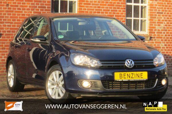 Volkswagen Golf 1.4 TSI 122PK/6v/clima/trekh./cruise /garantie/1 eign.