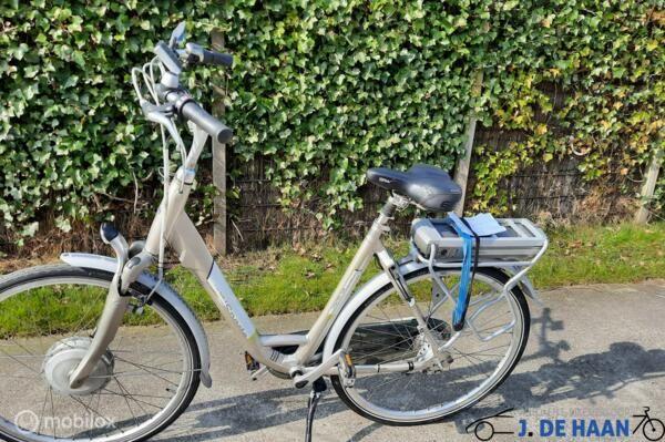 Sparta Ion RX e bike met accutestraport
