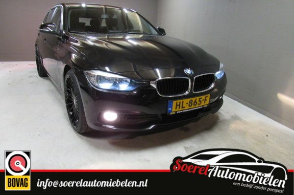 BMW 3-serie Touring 320d Corporate Lease Essential, leer.navi,
