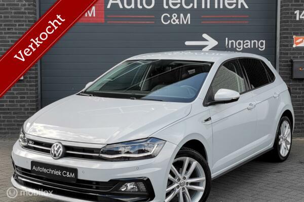 Volkswagen Polo 1.0 TSI R-line/Dsg/Pdc/Led/95pk/Full/MTF/F1