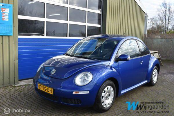 Volkswagen New Beetle 1.4-16V Trendline✓Nette auto✓Airco✓