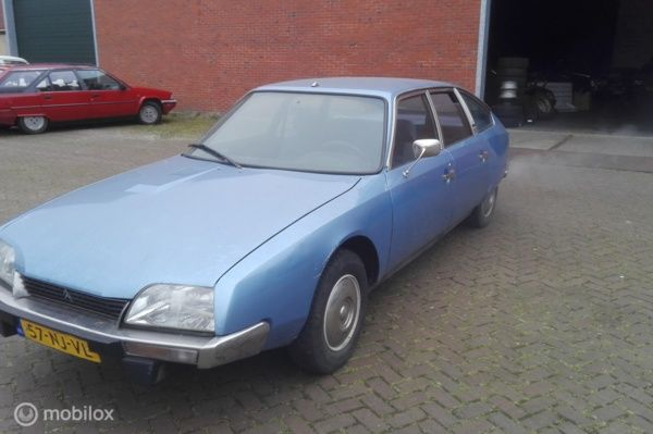 Citroen CX 2.4 Super met 5 bak