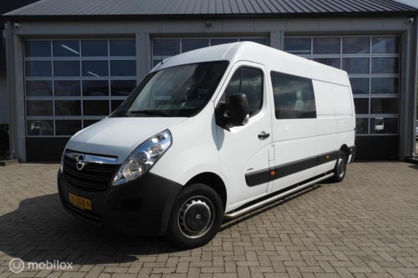 Opel Movano bestel 2.3 CDTI L3H2 DC Selection