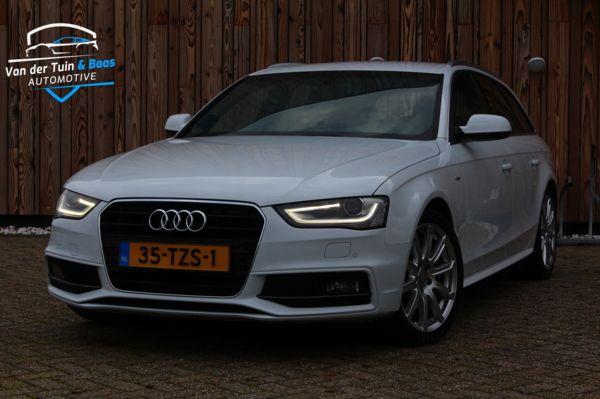 Audi A4 Avant 1.8 TFSI Pro S Line AUT