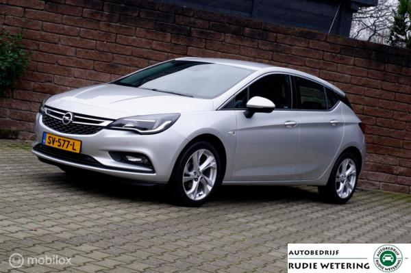 Opel Astra 1.0 105PK  Innovation 1/2leer/nav/tel/ecc/lmv17