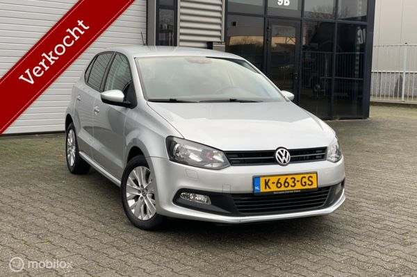 Volkswagen Polo 1.2 TSI Life Edition Navi/PDC/Cruise/Stoelv.