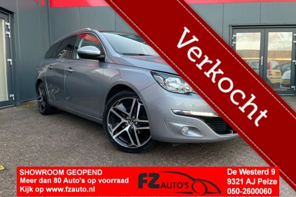 Peugeot 308 SW 1.6 BlueHDI Blue Lease Executive Pack |