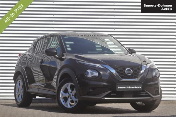 Nissan Juke 1.0 DIG-T N-Connecta | Navi | Camera | ZONDAGS OPEN!