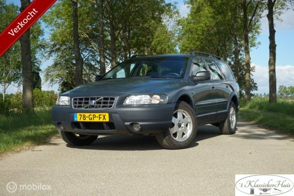 Volvo V70 Cross Country 2.4 T Comfort Line