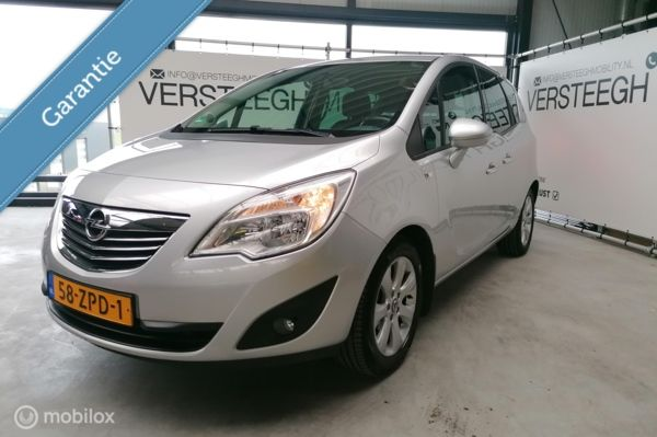Opel Meriva 1.4 Turbo Cosmo, Trekhaak, Cruise, Clima