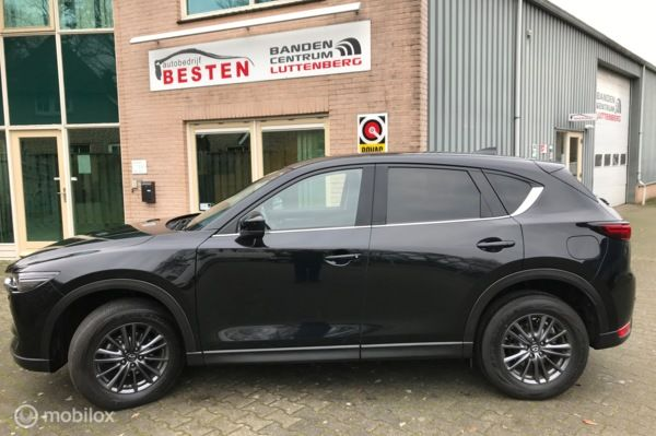 Mazda CX-5 2.0 SkyActiv-G 165 Business Comfort