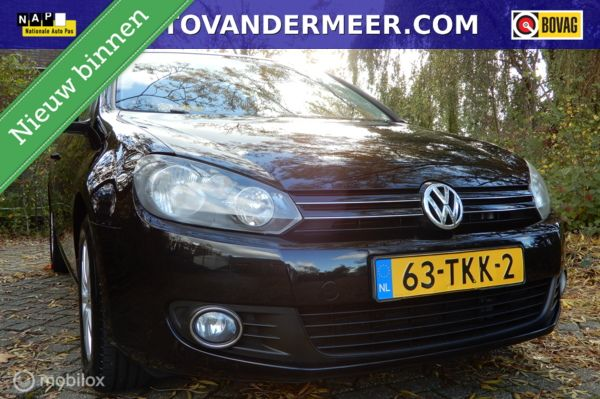 Volkswagen Golf 1.2 TSI Trend Edition BlueMotion / NAVI