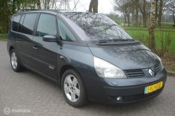 Renault Grand Espace - 3.0 DCI Aut. 7 Pers. Turbo defect ?