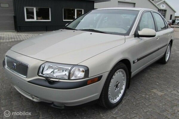 Volvo S80 - 2.9 Geartronic Exclusive YOUNGTIMER, 65835 mooi