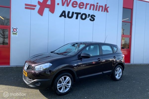 Nissan Qashqai 1.6 Business Edition Navi, Camera,clima