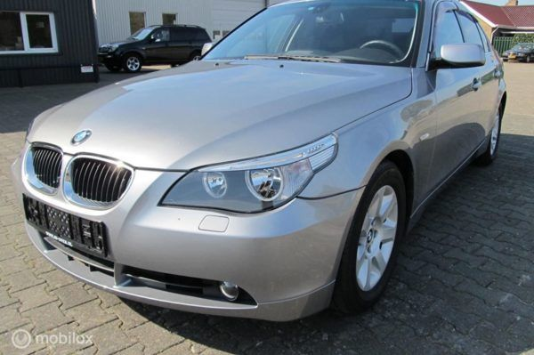 BMW  525i Executive youngtimer 47000 km echte kilometers