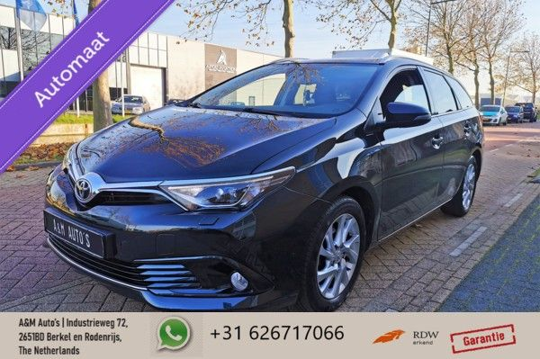 Toyota Auris Touring Sports 1.6 Aspiration|AUTOMAAT!