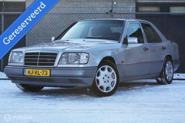 Nette Mercedes W124 E-klasse 280 cruise/airco/roestvrij E280