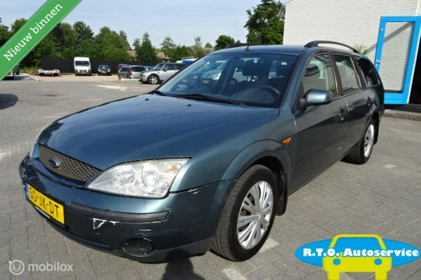 Ford Mondeo Wagon 1.8-16V Collection INRUIL KOOPJE !!