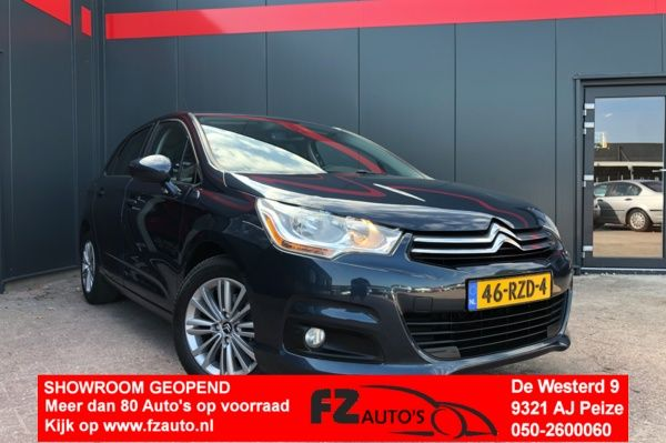 Citroen C4 1.6 e-HDi Ligne Business | Automaat | Metallic |