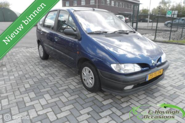 Renault Megane Scenic 1.6e RT