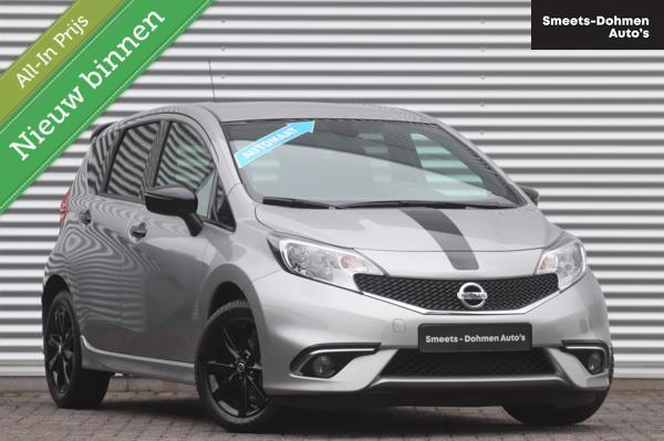 Nissan Note 1.2 DIG-S Black Ed. Automaat | Climate | ZONDAGS OPEN!