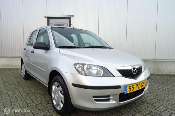 Mazda 2 1.4 Exclusive / Nationale Autopas / Bwj 2005