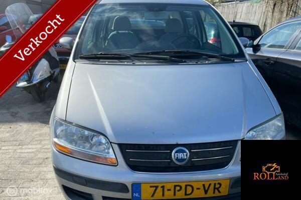 Fiat Idea 1.4-16V Dynamic