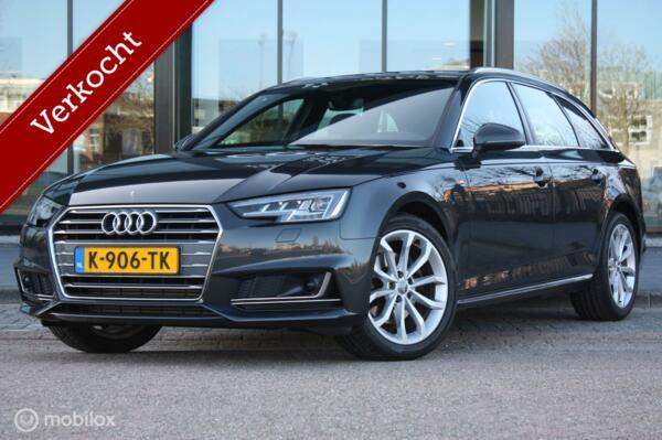 Audi A4 Avant 2.0 TFSI Pro Line S-Tronic LED/adaptive cruise
