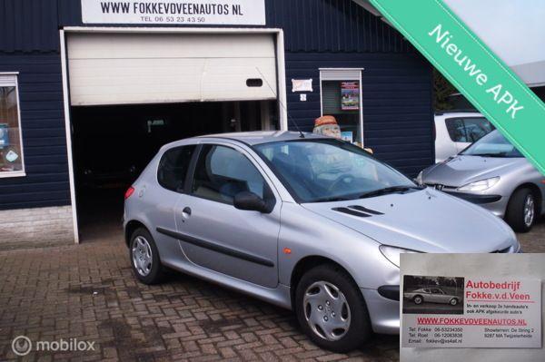 Peugeot 206 1.9  Diesel Alle inruil mogelijk